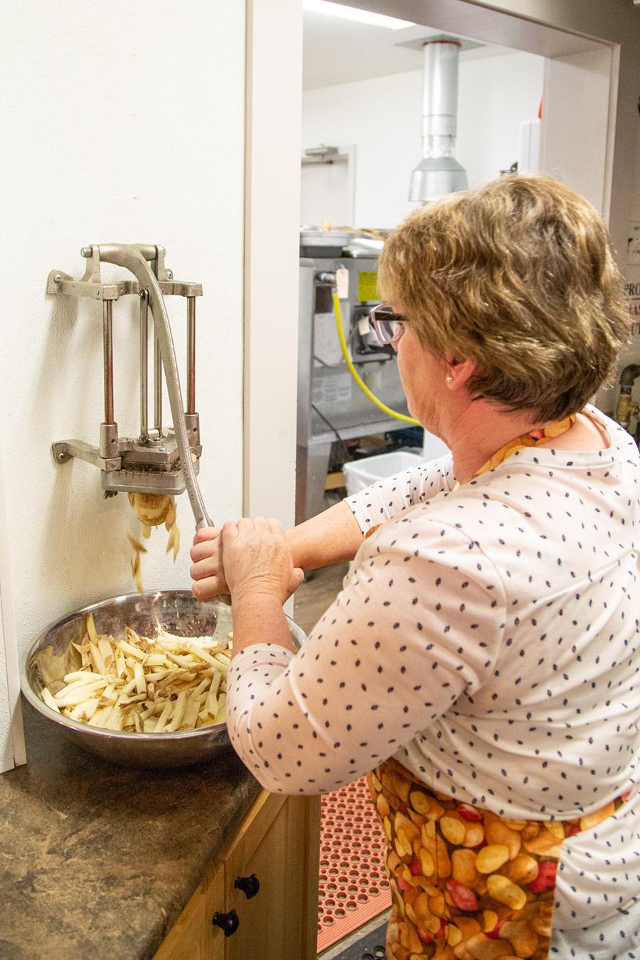 PEI Potato Country Kitchen - O'Leary, PEI